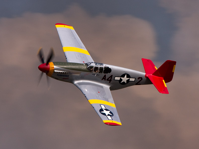 P 51 Red Tails Red Tail Project s P-51C